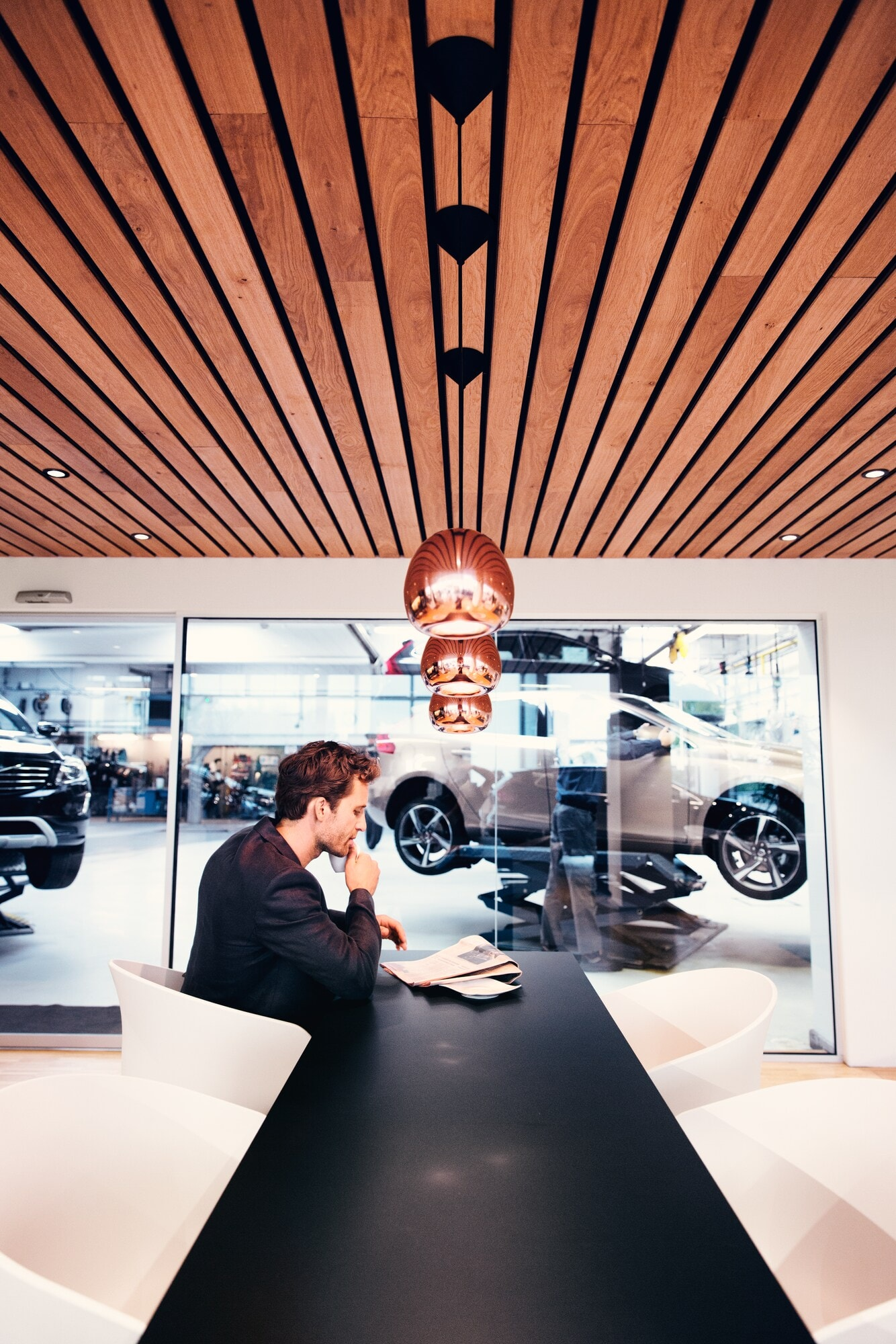 The Volvo Retail Experience