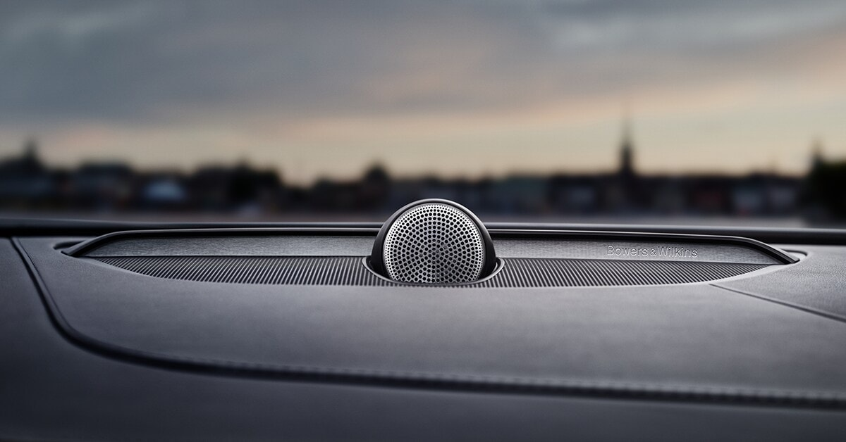 Volvo and Bowers & Wilkins