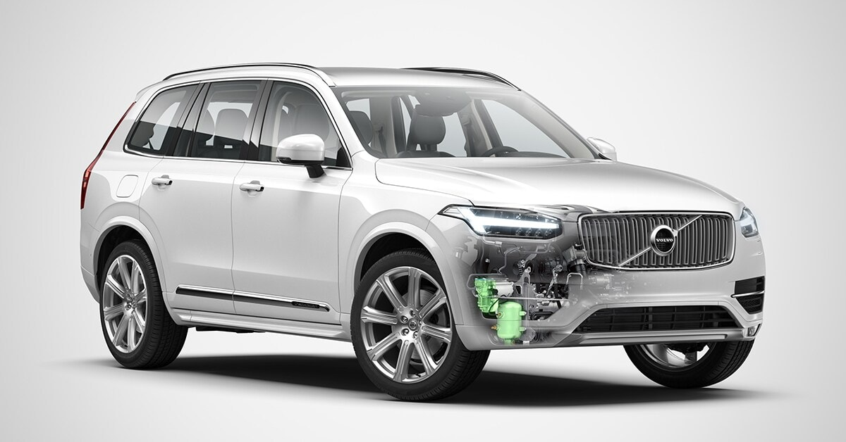 Volvo Cars PowerPulse Diesel XC90