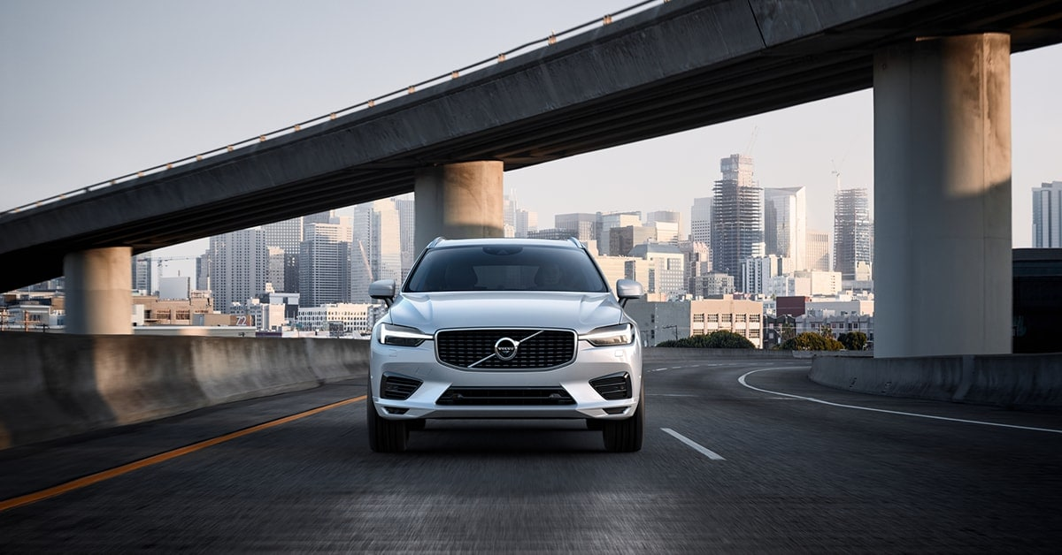 Volvo All-New-XC60 SUV