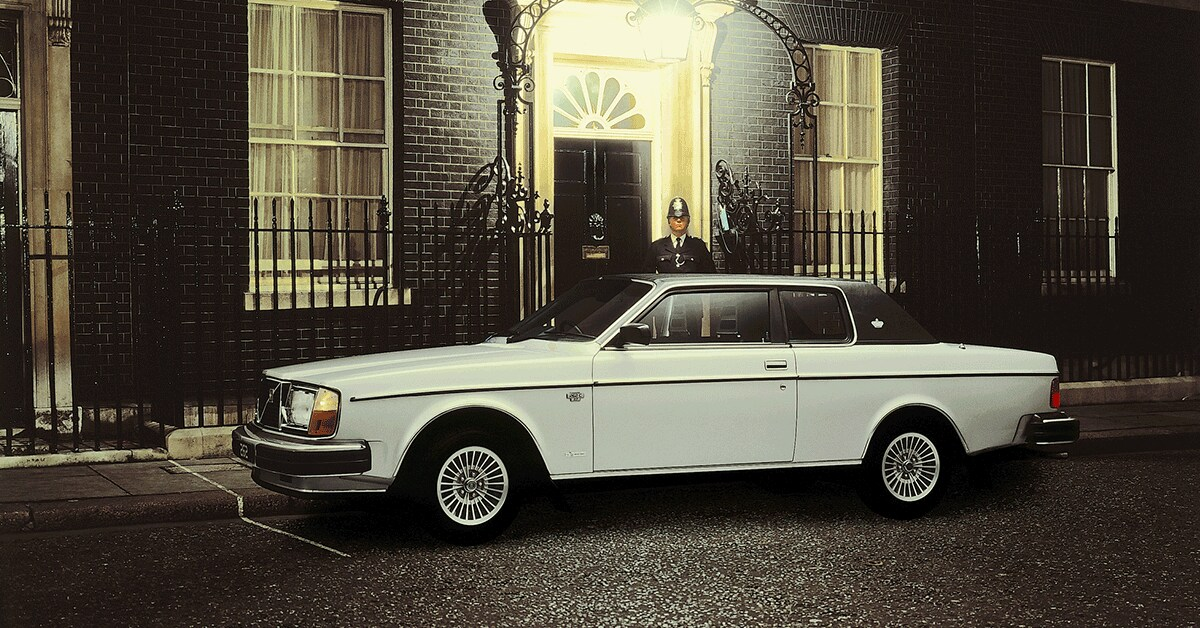 The Bertone Volvos | Volvo Cars