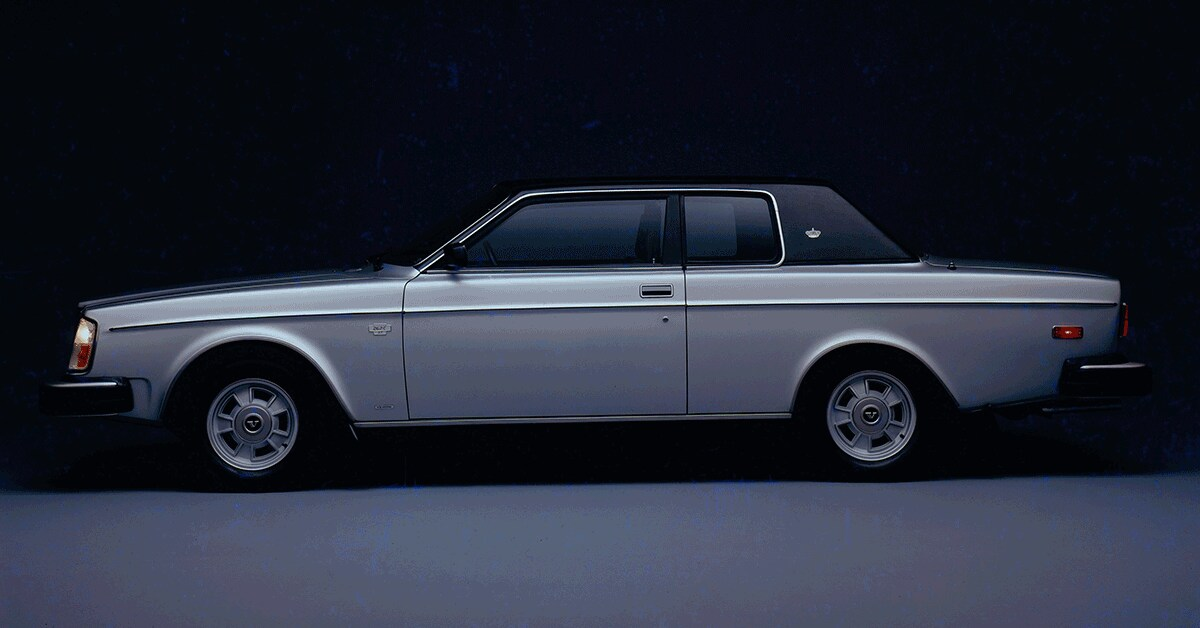 The Bertone Volvos | Volvo Car Australia