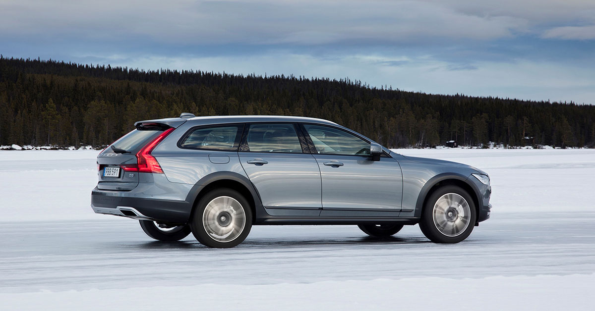 Volvo AWD V90 Cross Country