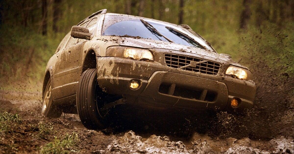 Volvo Awd Xc70