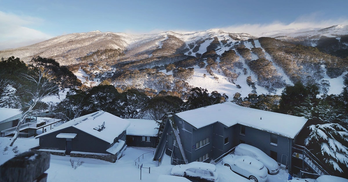 Thredbo Snow resort