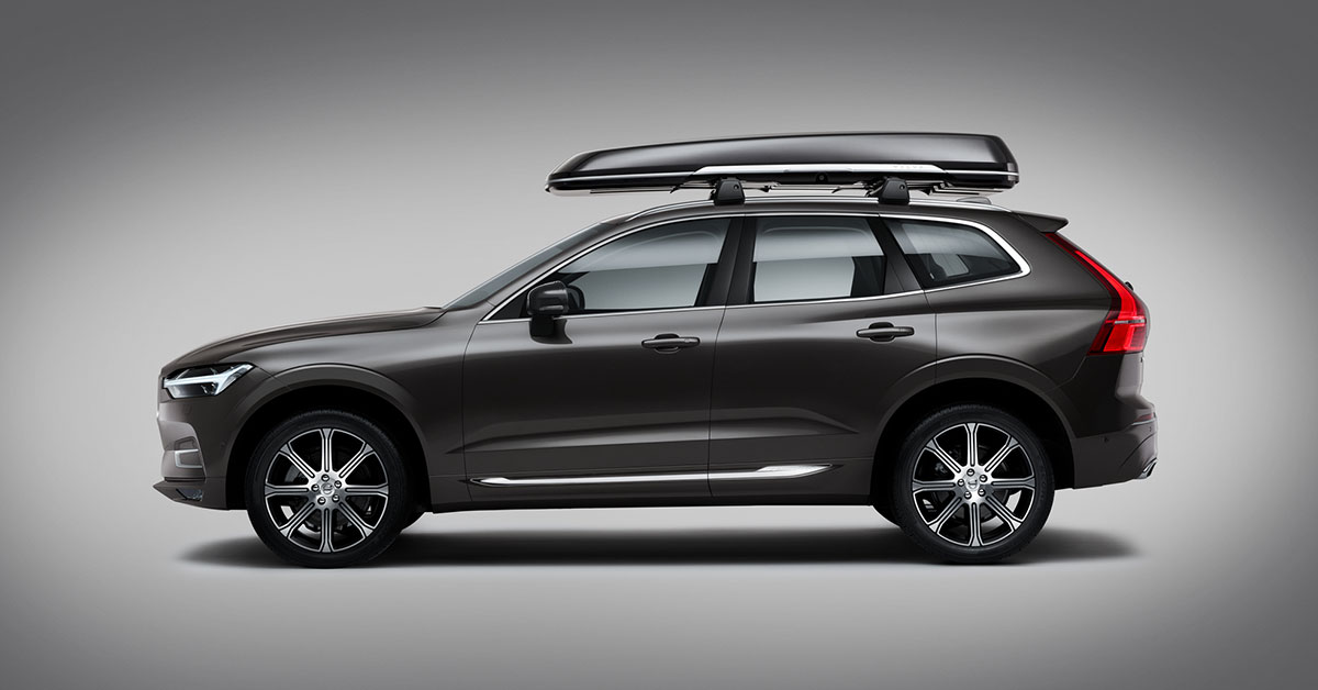Volvo Accessories Roof box