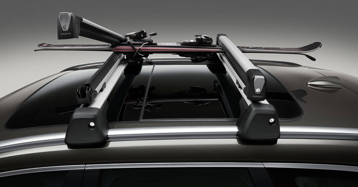 Volvo Accessories Ski Carrier