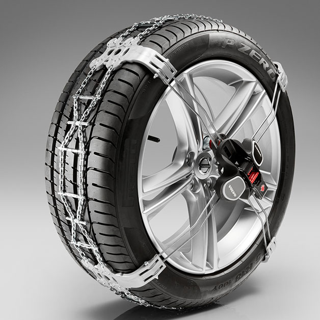 Volvo Accessories snow chains