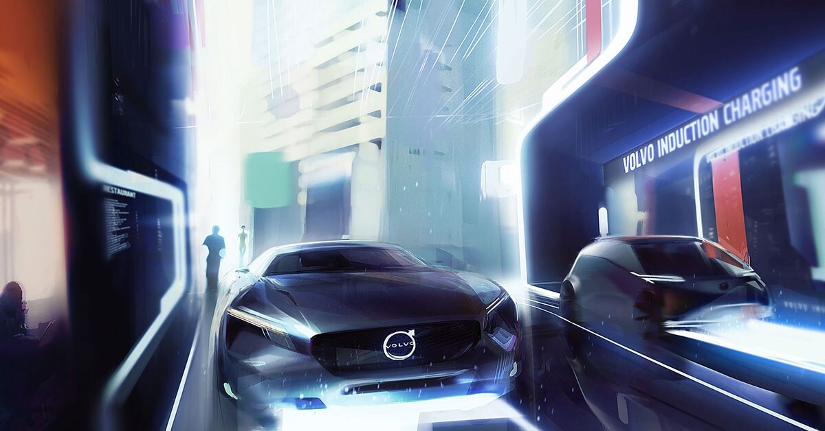 Volvo future cars concept