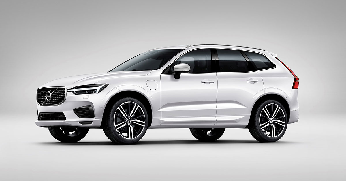 Volvo All-New XC60