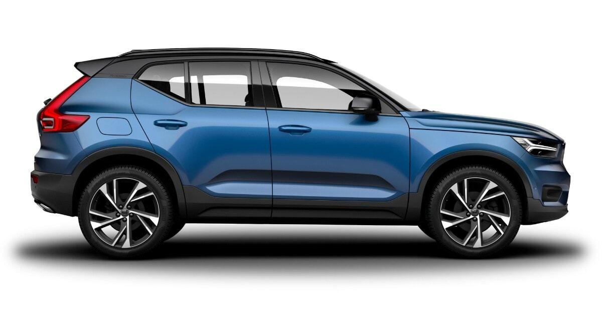 Colour Is The New White Volvo Cars Australia