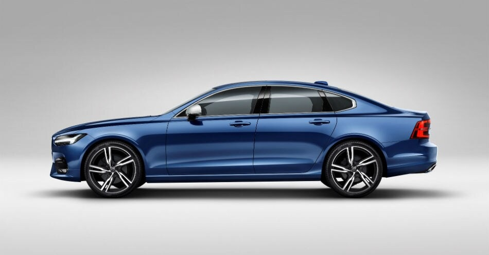 Expert view on design - Volvo S90 R-Design_1