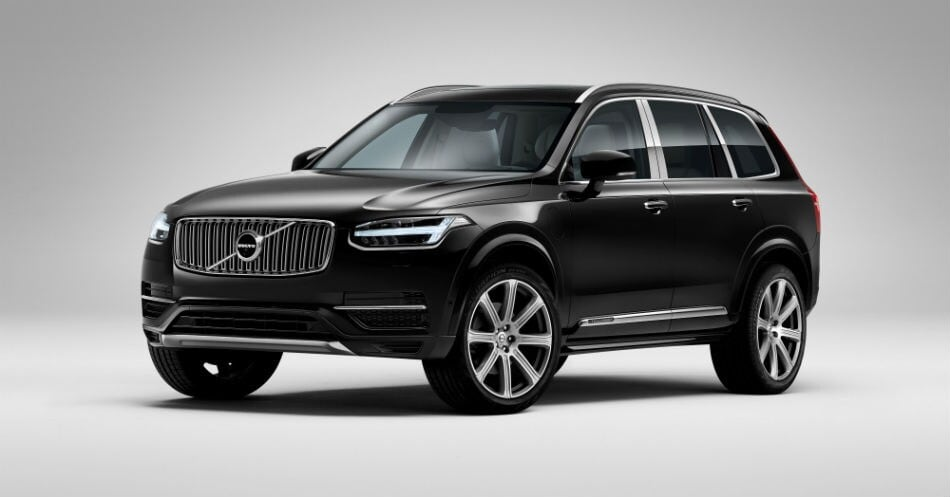 Expert view on design - Volvo XC90 Excellence_1