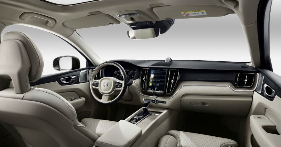 Expert view on design - XC60 interior_1