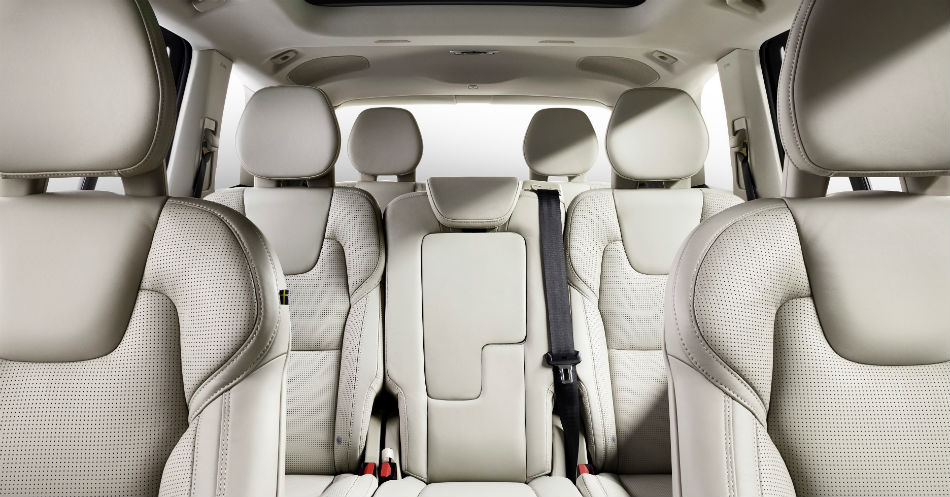 Light feature - Volvo XC90 light interior_1