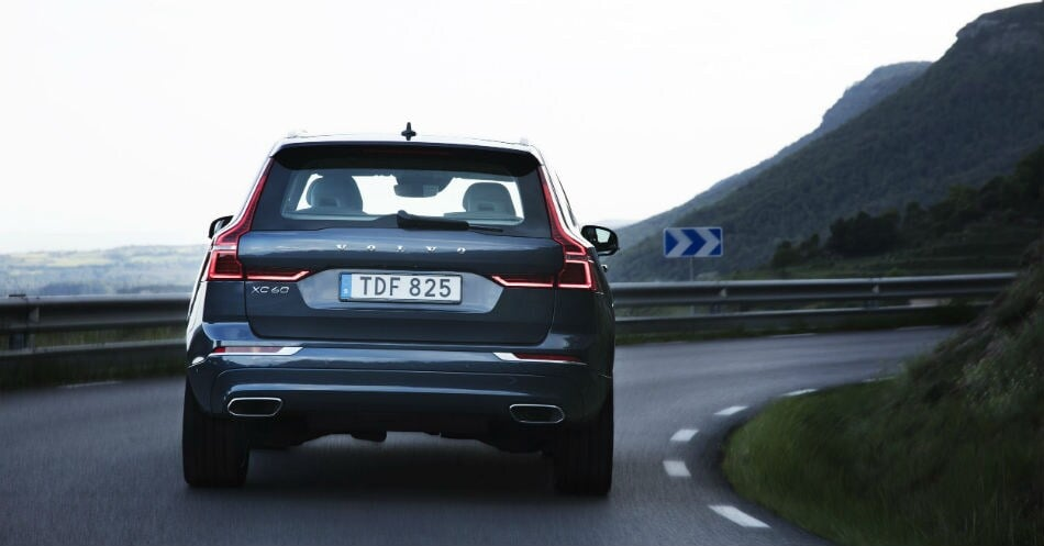 Polestar Optimisation - XC60 cornering