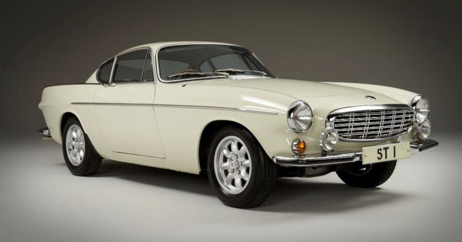 Volvo 1800 S - The Saint - Main