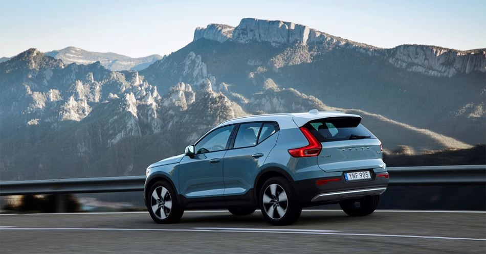 volvo xc40 compact suv volvo cars. Black Bedroom Furniture Sets. Home Design Ideas