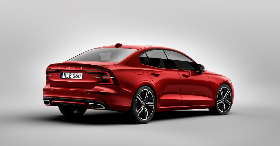 Volvo Sports Car >> Revealed New Volvo S60 Premium Sports Sedan Volvo Cars