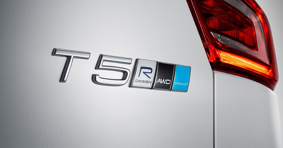 Polestar optimised badge
