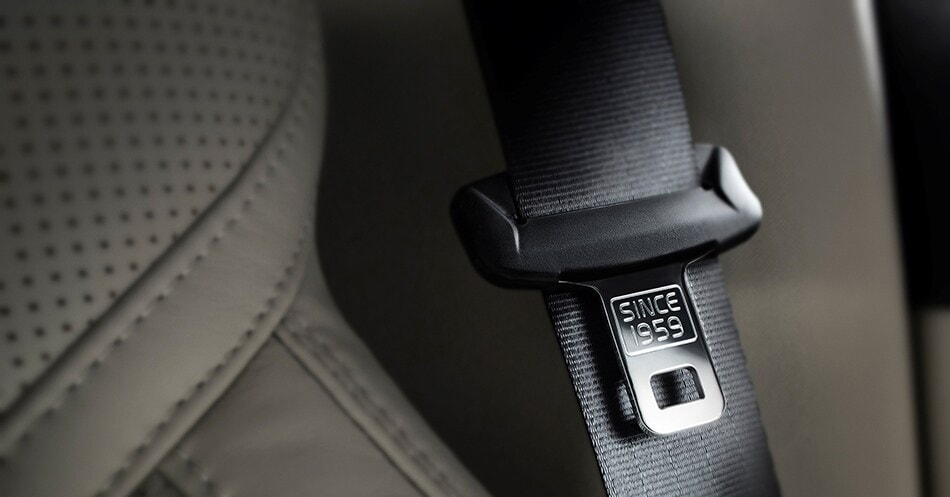 Power of sharing - Seatbelt