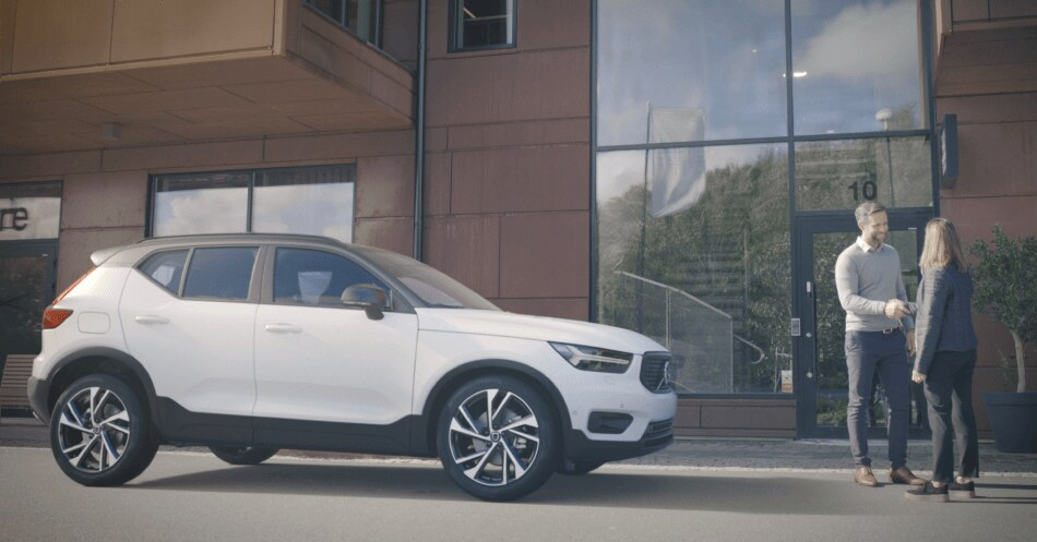 Care by Volvo - XC40