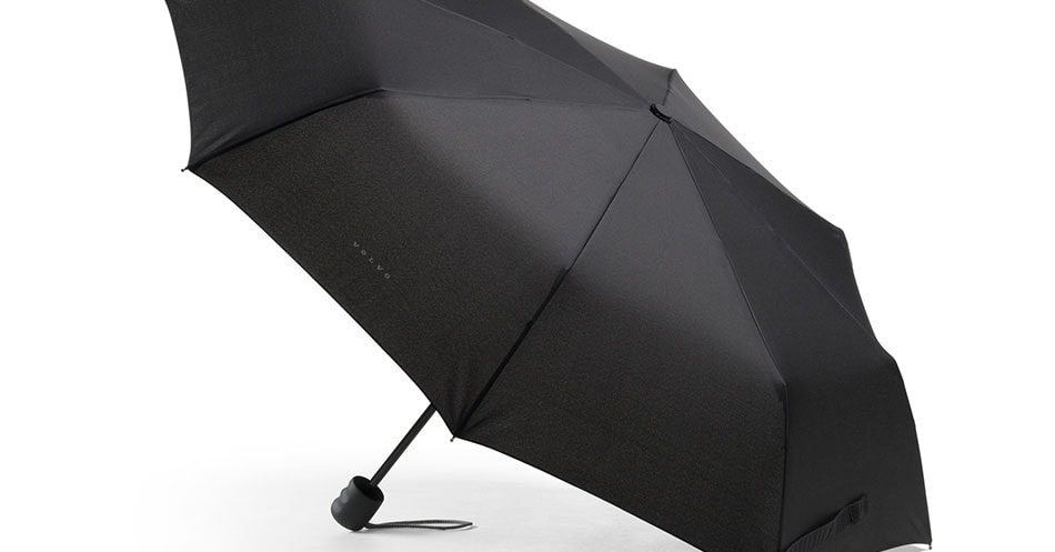 21 Black Umbrella