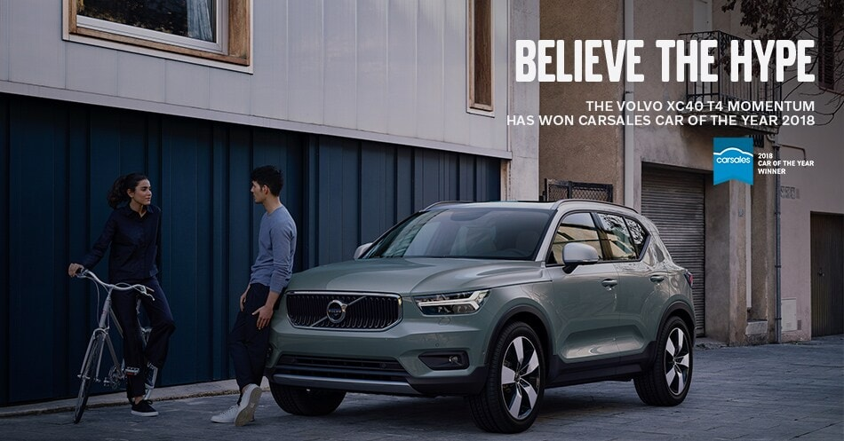 volvo carsales suv xc40 among cars wins awards january