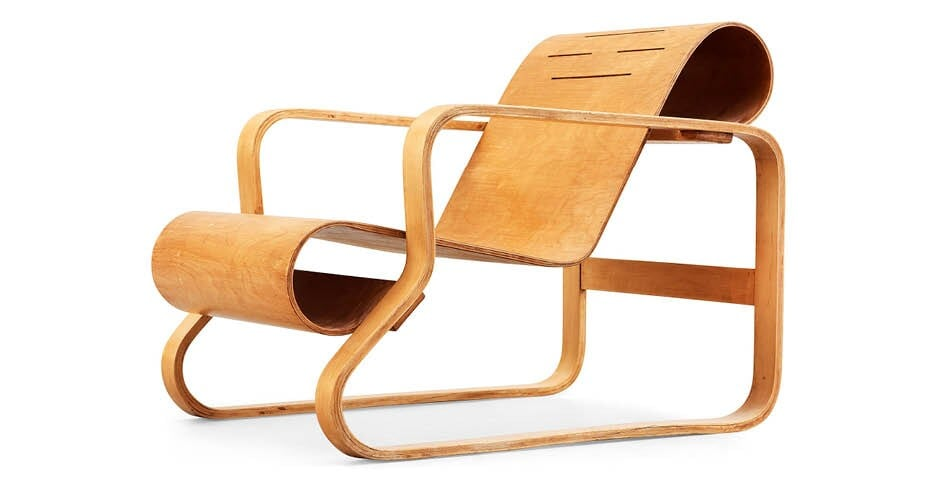 Alvar Alto Paimio chair