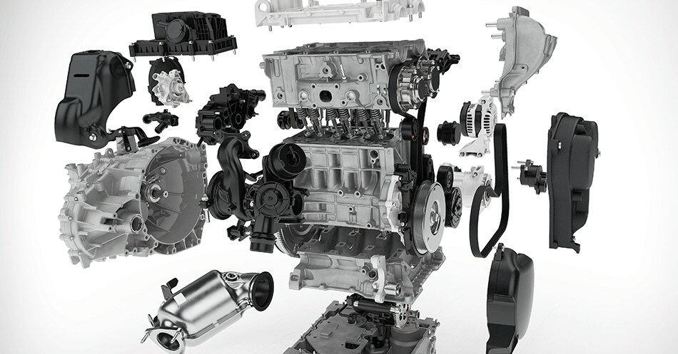 Volvo Exchange Parts