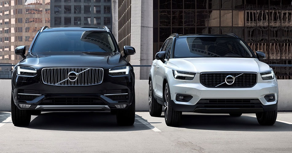 Volvo Suv Models >> Comparison Test Wins For Volvo Suvs Volvo Cars