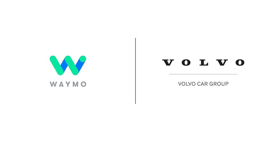 Volvo and Waymo