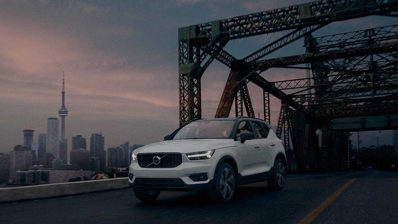 Discover more about the XC40