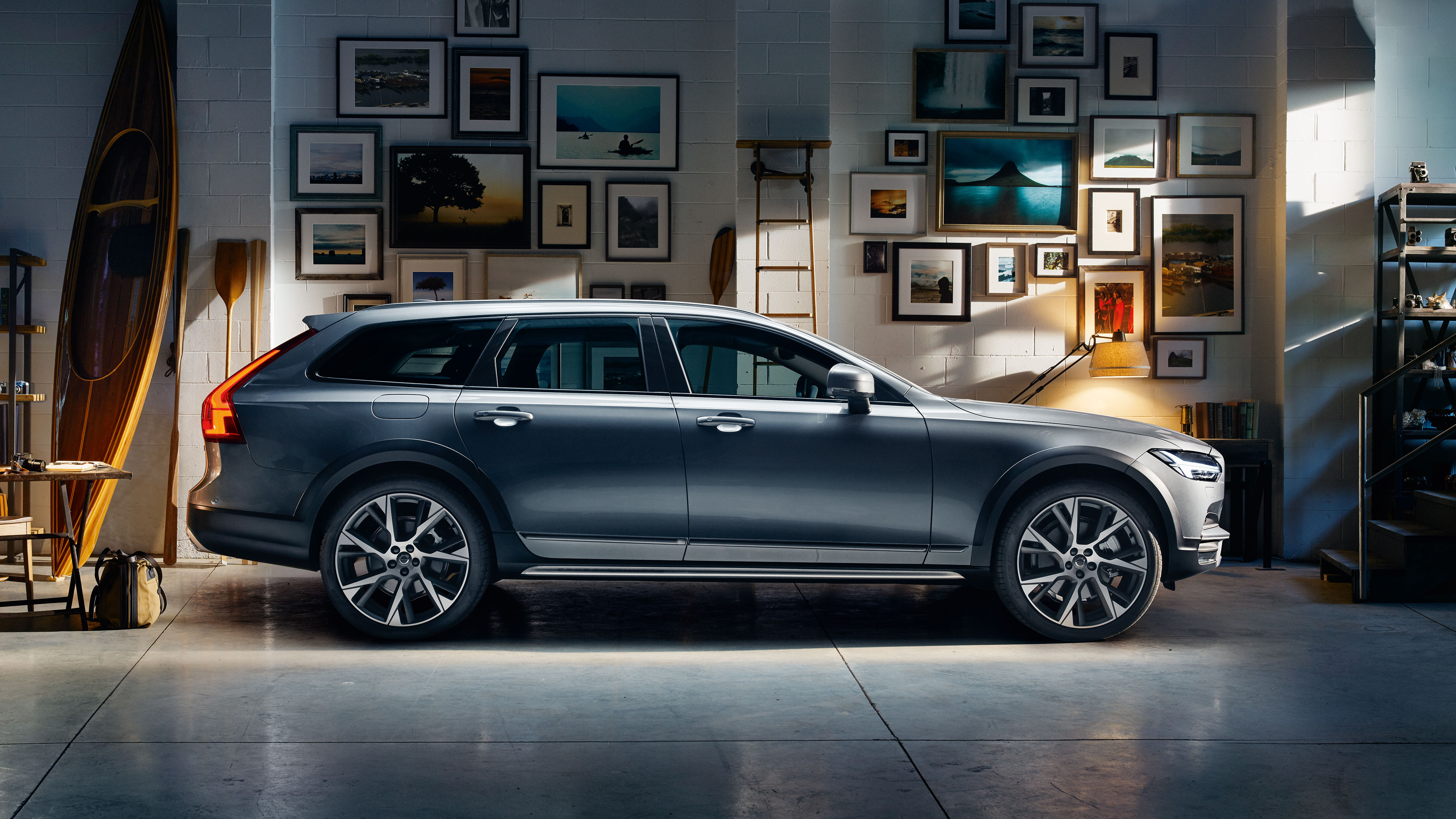 Volvo V90 Cross Country luxury wagon