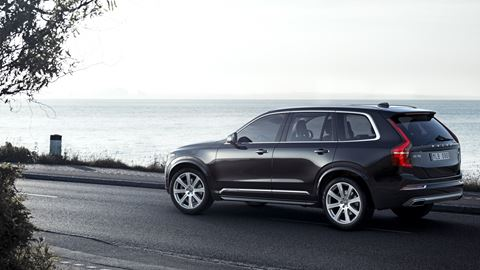 All-New XC90 Inscription