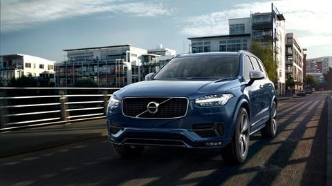 All New Volvo XC90 R Design