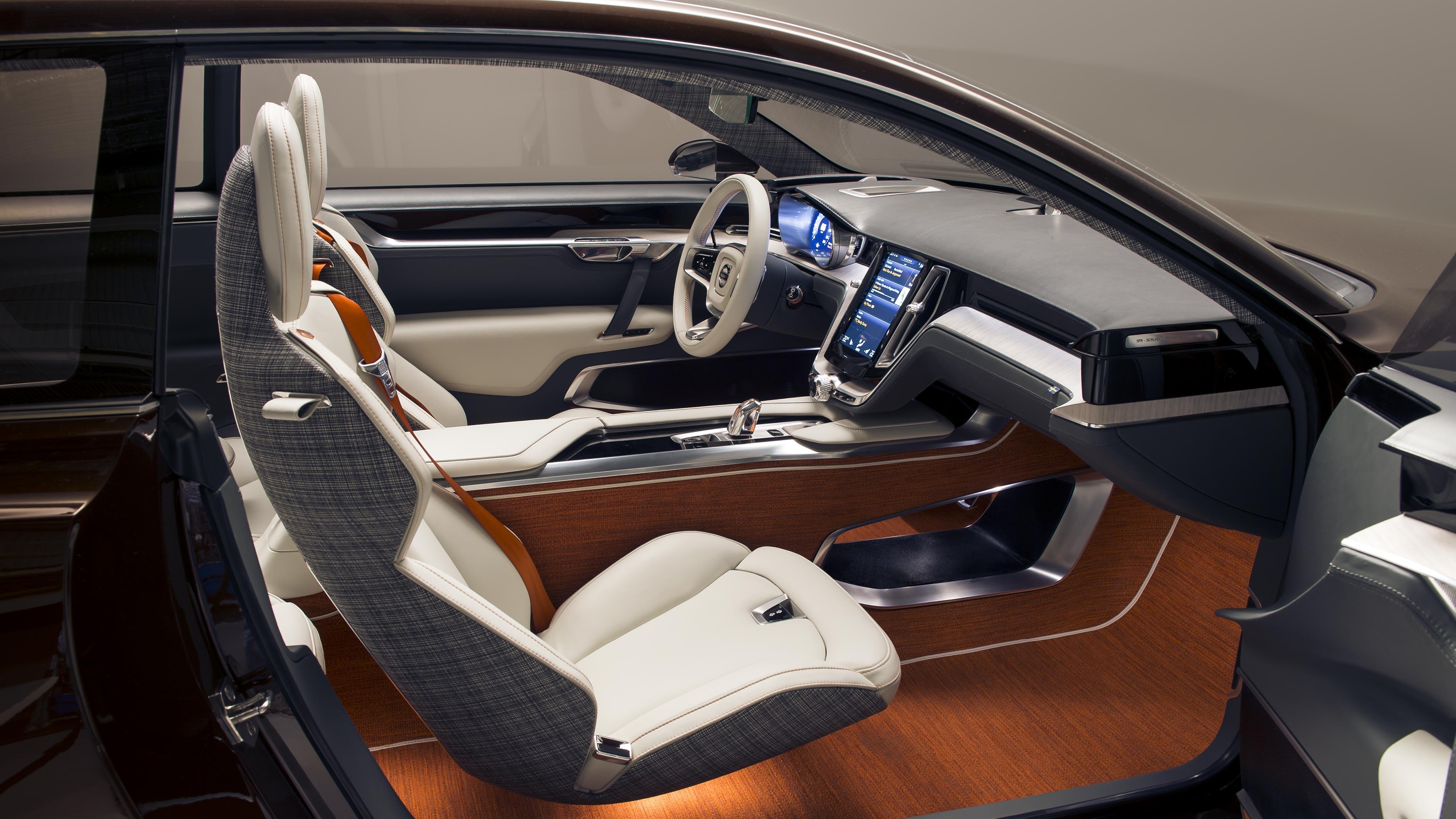 Volvo Concept Cars - The Estate | Volvo Cars