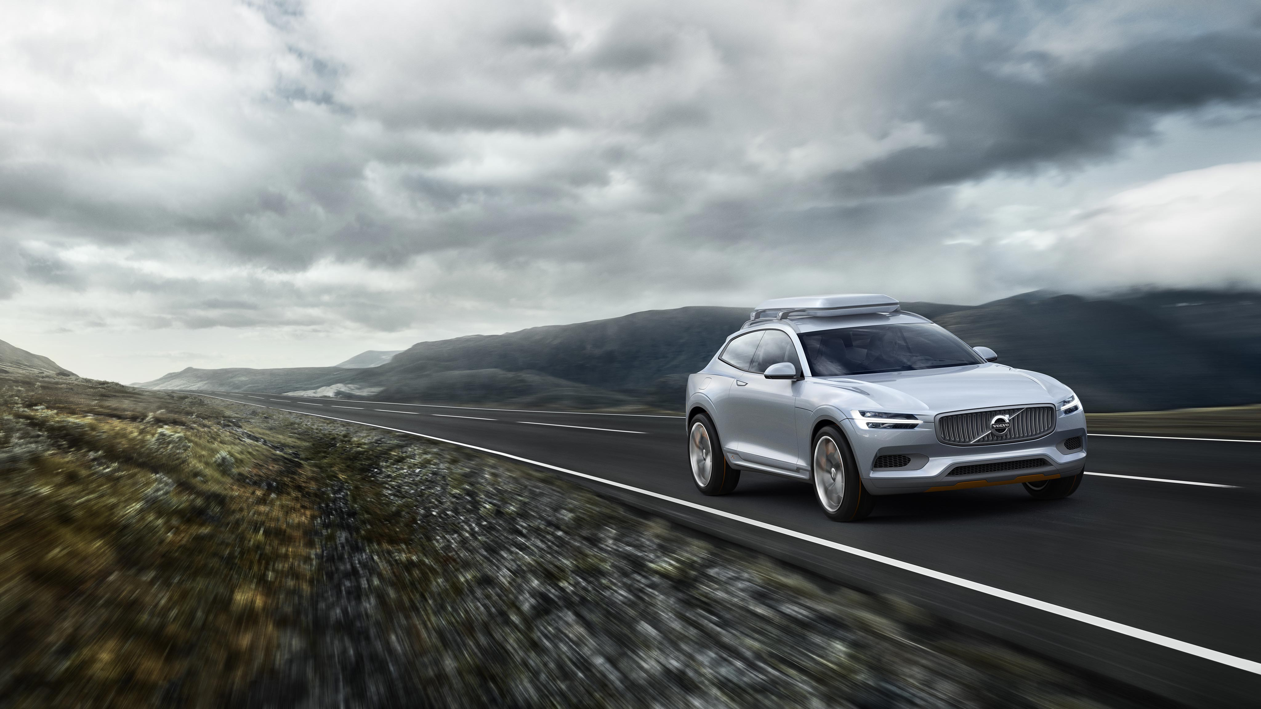 Volvo Concept Cars - The XC Coupe | Volvo Cars
