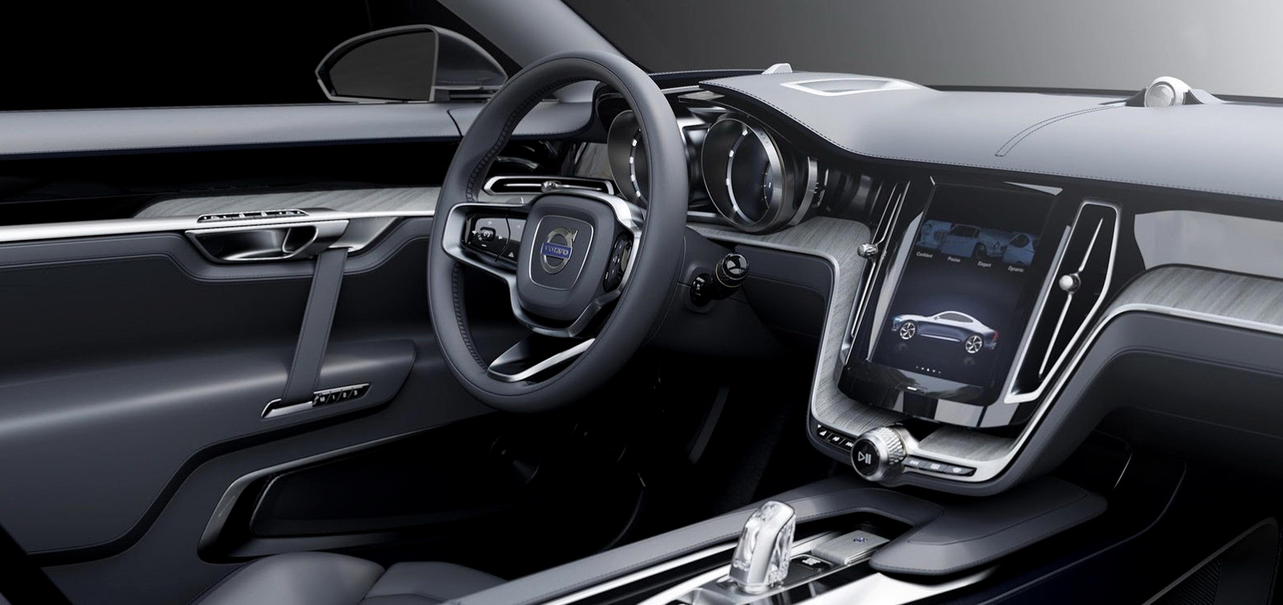 Concept Coupe Interior