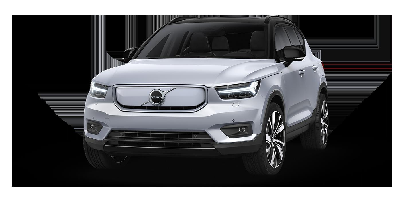 SUV totalmente elétrico Volvo XC40 | Volvo Cars