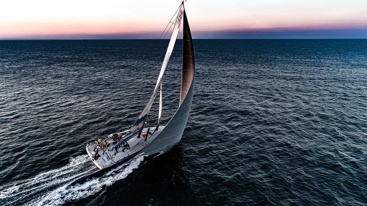 онлайн трансляция volvo ocean race