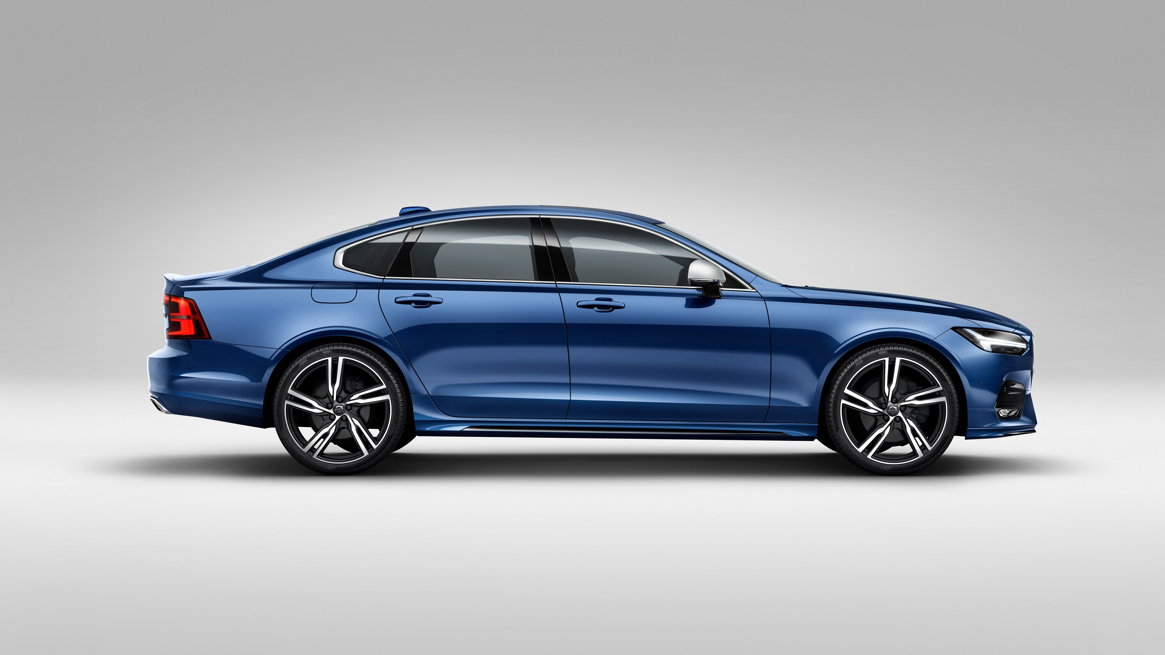 The Volvo S90 R Design In Pictures