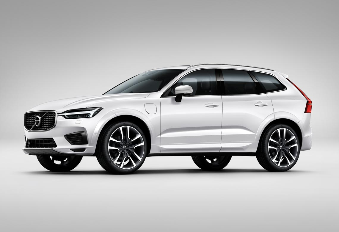 XC60 Twin Engine Ext Feature 1