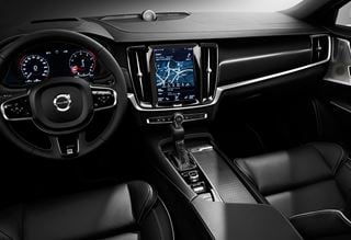 Volvo S90 R-DESIGN Interieur