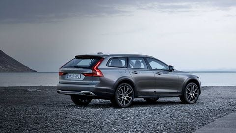 Der Volvo V90 Cross Country