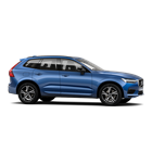 XC60 R-Design Bursting-Blue Dreiviertelfrontschuss