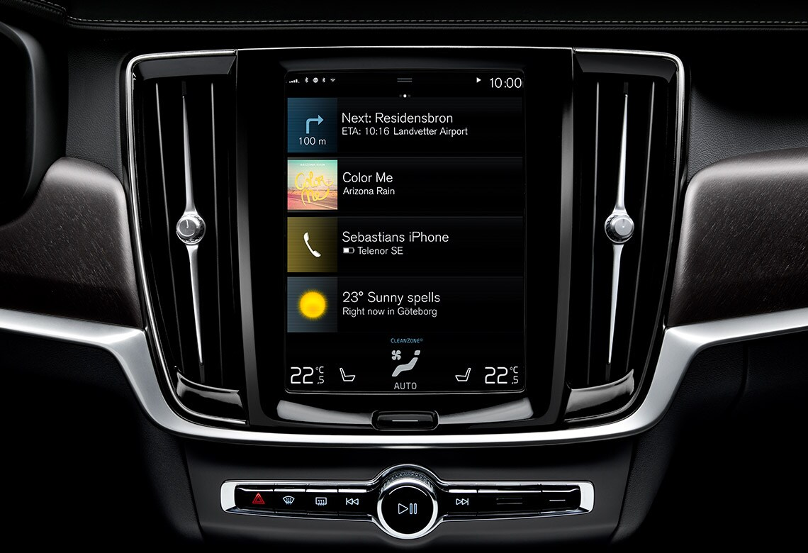 wlan im auto hotspot auf vier r dern volvo cars. Black Bedroom Furniture Sets. Home Design Ideas