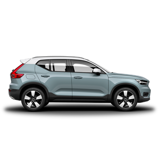 Volvo XC40  Momentum Amazon Blue