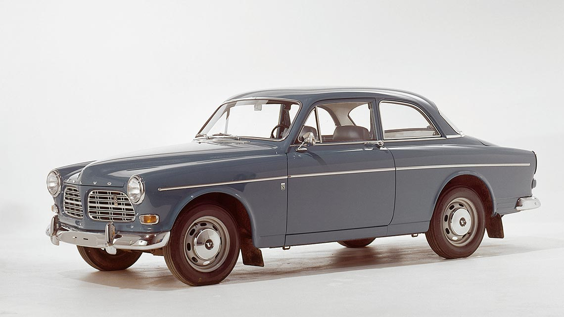 Der Volvo P130 AMAZON 2-D
