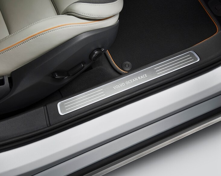 Volvo V90 Cross Country Volvo Ocean Race sill plate